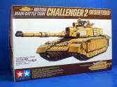 Tamiya British Challenger 2 (Desertised) 1/35 35274