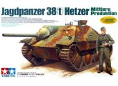 Tamiya 1/35 35285 Jagdpanzer 38(t) Hetzer Mid Production