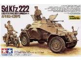 Tamiya 1/35 35286 Sd.Kfz.222 North Africa