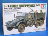 Tamiya 1/35 35317 German 6x4 Truck Krupp Protze with Three Figures