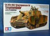 Tamiya 1/35 35353 Brummbar Late Production