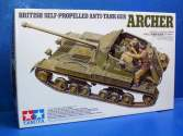 Tamiya 1/35 35356 British Anti Tank Gun Archer - Self Propelled