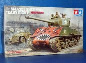 Tamiya 1/35 35359 US Medium Tank M4A3E8 Sherman -Easy Eight- Korean War