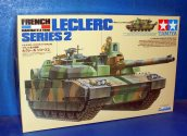 Tamiya 1/35 35362 French Main Battle Tank Leclerc Series 2