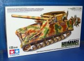 Tamiya 1/35 35367 Self-Propelled Howitzer Hummel (Late Production)