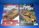 Tamiya Magazines ba FREE74 FREE GIFT FOR ORDERS OVER £60 - Model Magazine and Model Military April  2019