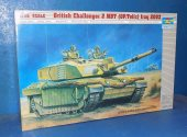 Trumpeter 1/35 00323 British Challenger 2 MBT (Operation Telic) Iraq 2003