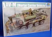 Trumpeter 1/35 00391 LAV-M Mortar Carrier