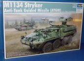 Trumpeter 1/35 00399 M1134 Stryker Anti-tank Guided Missile (ATGM)
