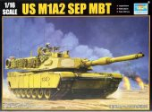 Trumpeter 1/16 00927 US M1A2 SEP Abrams