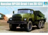 Trumpeter 1/35 01032 Russian 9P138 Grad-1 on Zil-131