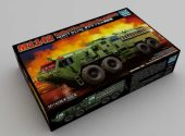 Trumpeter 1/35 01067 M1142 HEMMT Tactical Fire Fighting Truck