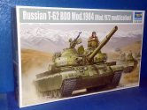 Trumpeter 1/35 01554 Russian T-62 BDD Mod.1984 (Mod.1972 modification)