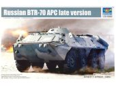 Trumpeter 1/35 01591 Russian BTR-70 APC late version