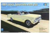 Trumpeter 1/25 02509 1964 Ford Falcon Futura Convertible, stock plus