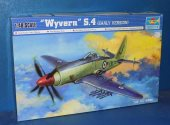 Trumpeter 1/48 02843 Westland Wyvern S.4 (early)