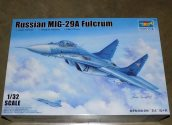 Trumpeter 1/32 03223 Russian Mig-29A Fulcrum