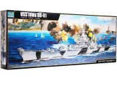 Trumpeter 1/200 03706 USS Iowa BB-61