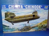 Trumpeter 1/35 05104 CH-47A Chinook