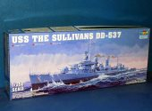 Trumpeter 1/350 05304 USS The Sullivans DD537 Fletcher Class Destroyer