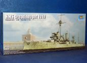 Trumpeter 1/700 06706 HMS Dreadnought 1918