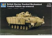 Trumpeter 1/72 07102 Warrior MCV80 w/ up-armour