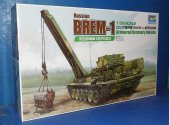 Trumpeter 1/35 09553 Russian BREM-1 Armoured Recovery Vehicle