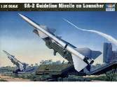 Trumpeter 1/35 206 SA-2 Guideline missile on launcher