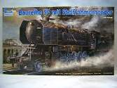 Trumpeter 1/35 210 Kriegslokomotive BR52 Armoured Steam Loco