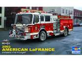 Trumpeter 1/25 2506 American La France Eagle Fire Pumper 2002