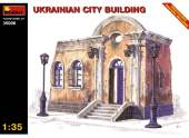 Miniart 1/35 35006 Ukrainian City Building