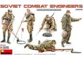 Miniart 1/35 35091 Soviet Combat Engineers