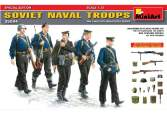 Miniart 1/35 Soviet Naval Troops 35094