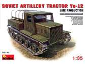 Miniart 1/35 35140 Ya-12 Soviet Artlillery Tractor Late  Production