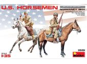 Miniart 1/35 35151 US Horseman - Normandy 1944