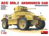 Miniart 1/35 35152 AEC Mk.I Armoured Car