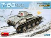 Miniart 1/35 35215 T-60 Early Series. Soviet Light Tank with Interior