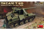 Miniart 1/35 35240 Romanian 76-mm SPG Tacam T-60 - Interior Kit