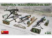 Miniart 1/35 35250 German Machine Gun Set