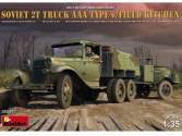 Miniart 1/35 35257 Soviet 2t Truck AAA Type w/ Field Kitchen