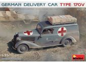 Miniart 1/35 35297 German Delivery Car Typr 170V