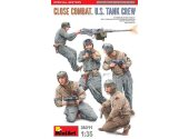 Miniart 1/35 35311 Close Combat US Tank Crew (Special Edition)