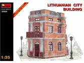 Miniart 1/35 35504 Lithuanian city building