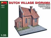 Miniart 1/35 36023 Dutch Village Diorama