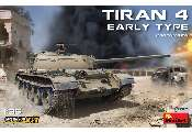 Miniart 1/35 37010 Tiran 4 Early Type - Interior Kit