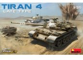 Miniart 1/35 37029 Tiran 4 Late Typw w/Interior