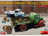 Miniart 1/35 38014 German L1500S Cargo Truck
