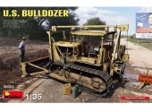Miniart 1/35 38022 US Bulldozer