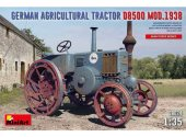 Miniart 1/35 38024 German Agricultural Tractor D8500 MOD. 1938