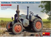 Miniart 1/35 38029 German Tractor D8506 Mod 1937